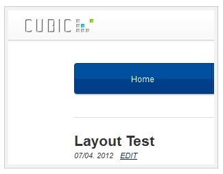 WordPressテーマ『mono-lab | CUBIC』を少しカスタマイズしてみた