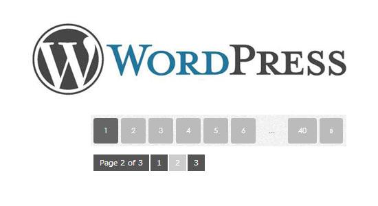 ワードプレス ページング・ページネーション(wordpress paging)